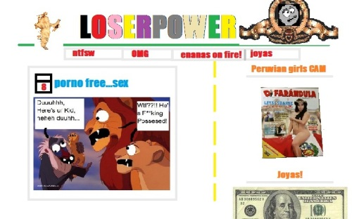loserpower