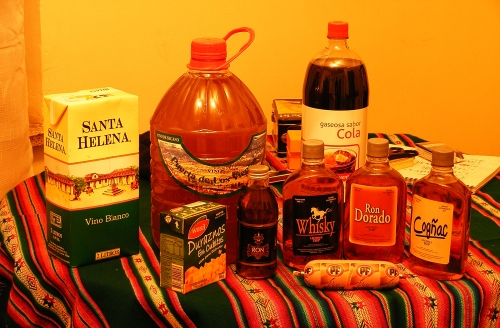 Sobrevivir al año nuevo en el litoral. 10 consejos (Cuidado Mucho chilenismo) Comida-ac3b1o-nuevo